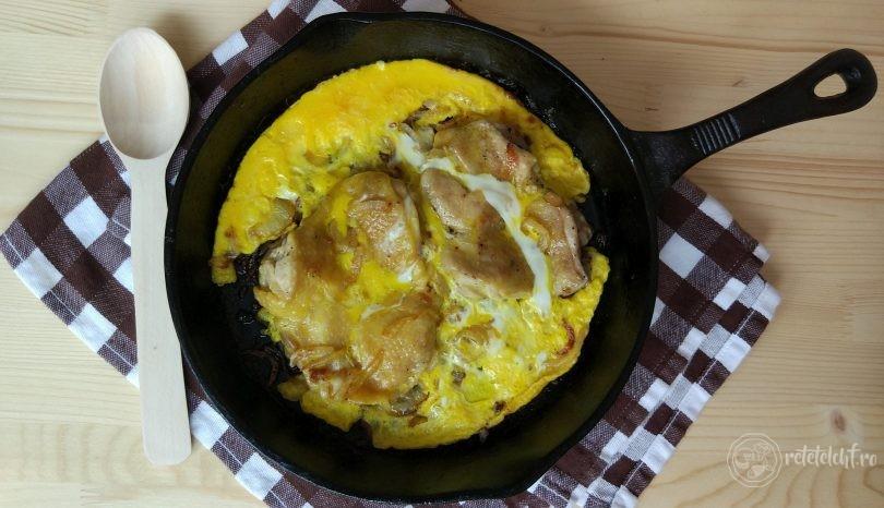 Chigirtma – mâncare azeră de pui și ouă