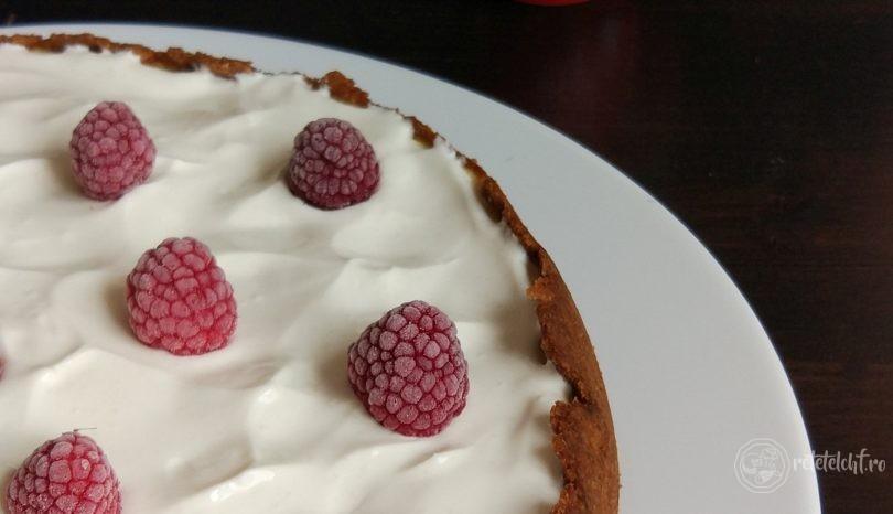 Cheesecake – prăjitură fină cu brânză
