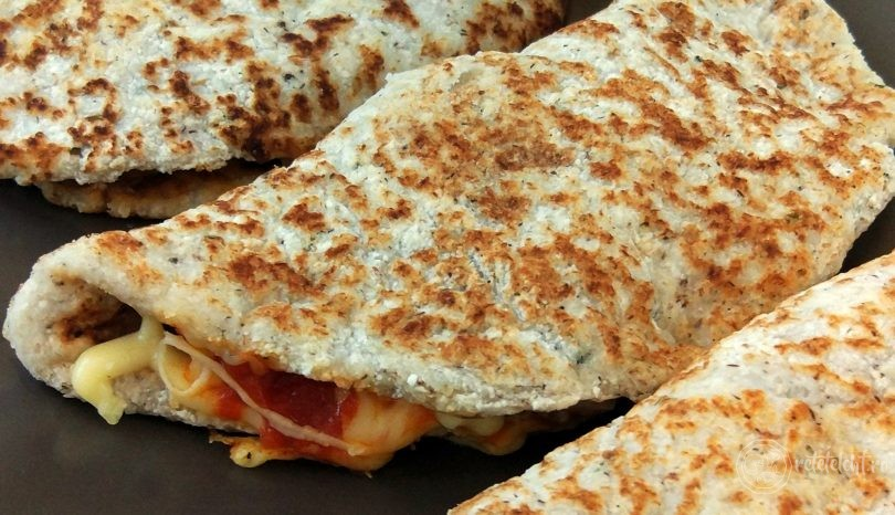 Quesadilla low-carb