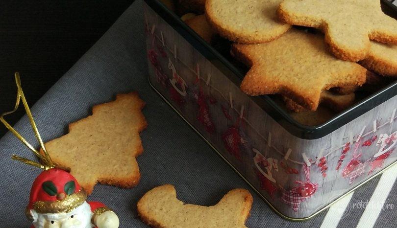 Turtă dulce low-carb, fără zahăr, fără gluten