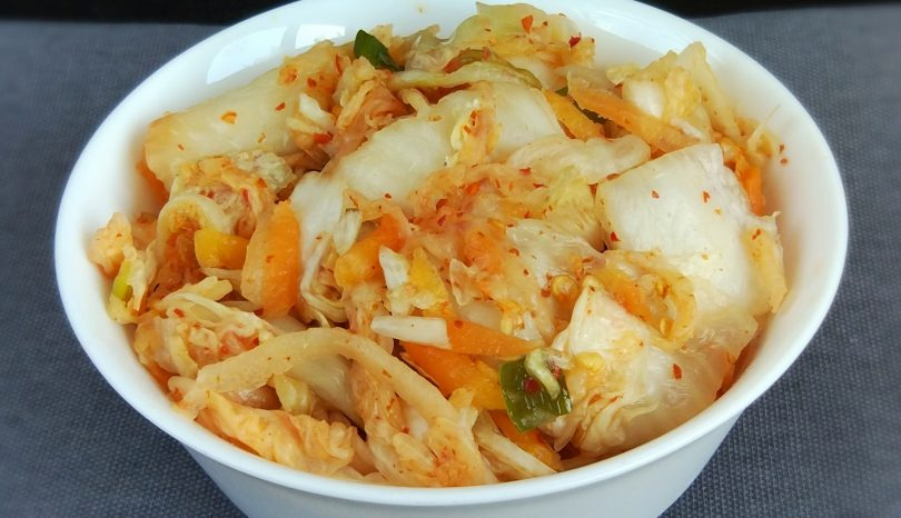 Kimchi – varză murată în stil coreean