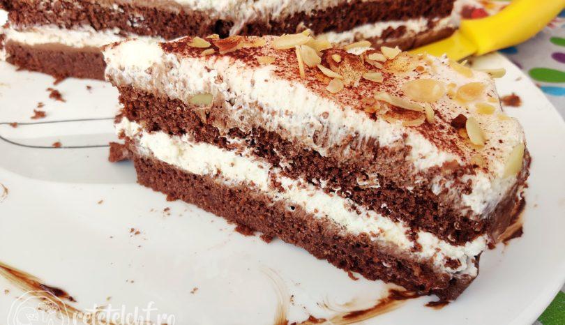 "Tort keto de ciocolată ""Monica"""
