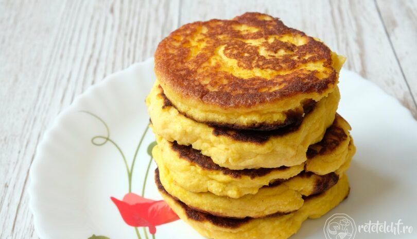 Pancakes keto cu dovleac